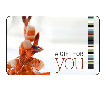 Bristol seafood grill devon seafood gift cards from cashstar send them a gift card at home negle Image collections